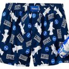 Pillsbury Doughboy Boxers Sleep Shorts Men's S NEW