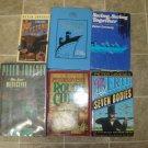 Peter Lovesey Lot of 7 pb HC Mystery novels books British