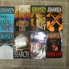 Iris Johansen Lot of 12 pb Mystery novels books Romantic Suspense