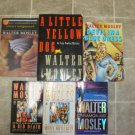 Walter Mosley Lot of 12 pb Mystery novels books hardboiled Easy Rawlins