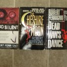Robert Ferrigno Lot of 3 pb mystery novels books hardboiled