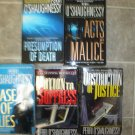 Perri O'Shaughnessy Lot of 7 pb thriller novels books legal Nina Reilly