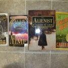 Caleb Carr Lot of 4 pb HC mystery novels books historical