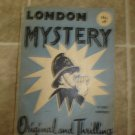 London Mystery Selection No. 69 1966 vintage pulp magazine