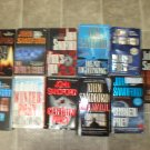 John Sandford lot of 12 pb Mystery novels books Lucas Davenport Prey