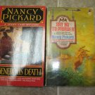 Nancy Pickard Lot of 2 pb mystery books cozy Jenny Cain