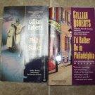 Gillian Roberts Lot of 2 pb mystery books cozy Amanda Pepper Philadelphia
