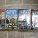 Minette Walters lot of 4 pb mystery novels British Edgar Winner