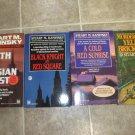 Stuart Kaminsky lot of 4 pb mystery novels Russia Porfiry Rostnikov Edgar Winner