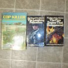 Maj Sjowall & Per Wahloo lot of 3 pb mystery books Sweden Martin Beck