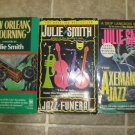 Julie Smith lot of 3 pb mystery books New Orleans Skip Langdon Edgar Winner