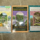 Mary Freeman lot of 3 pb mystery books cozy Gardening Berkley Prime Crime