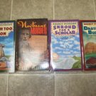 Audrey Peterson lot of 4 pb mystery books Claire Camden British village