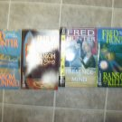 Fred Hunter lot of 5 pb mystery books cozy/police procedural  Jeremy Ransom Emily Charters