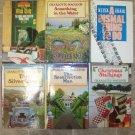 Charlotte Macleod/Alisa Craig lot of 6 HC cozy mystery books