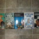 James McClure lot of 5 pb mystery books South Africa Kramer & Zondi
