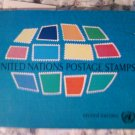 1968 - United Nations Postage Stamps, Softcover