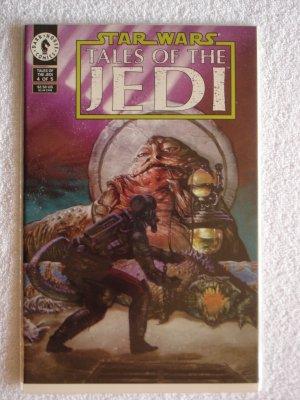 Star Wars Tales of the Jedi #4