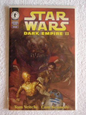 Star Wars Dark Empire II #5