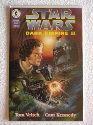 Star Wars Dark Empire II #4