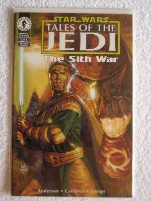 Star Wars Tales of the Jedi: The Sith War #1