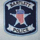 Bartlett Police Department patch