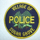 Sugar Grove Police Department patch