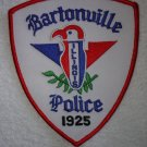 Bartonville Police Department patch