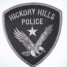 Hickory Hills Police Department patch
