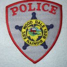 Wood Dale Poilce Department patch