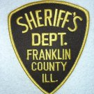 Franklin County Sheriff's Department patch