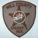 Will County Sheriff's Office patch