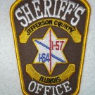 Jefferson County Sheriff's Office patch