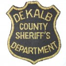 Dekalb County Sheriff's Department patch