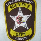 Lawrence County Sheriff's Department patch