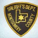 Montgomery County Sheriff's Department patch
