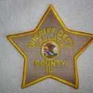Gallatin County Sheriff's Department patch