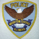 Morton Grove Police Department patch