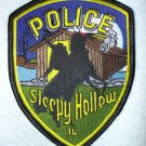 Sleepy Hollow Police Department patch