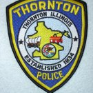 Thornton Police Department patch