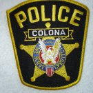 Colona Police Department patch