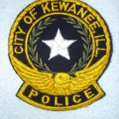 Kewanee Police Department patch