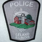 Leland Police Department patch