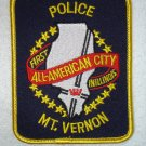 Mount Vernon Police Department patch