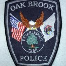Oak Brook Police Department patch