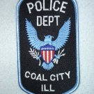 Coal City Police Department patch