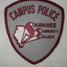 Shawnee Community College Campus Police patch