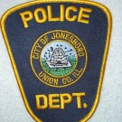 Jonesboro Police Department patch
