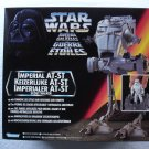 Star Wars POTF Imperial AT-ST Scout Walker