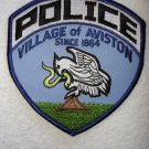 Aviston Police Department patch